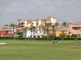 Wonderful 2 bed 2 bath front line golf towhouse, Region of Murcia