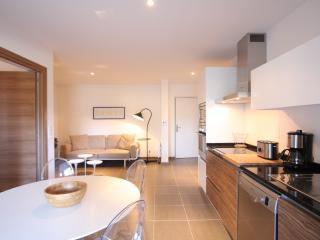 Appartement 2 chambres avec piscine, Calvi