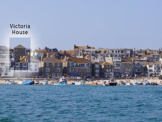 Apartment With Sea And Harbour Views, St Ives