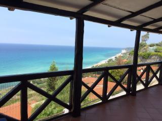 villa Chiara holidays near Tropea, Parghelia