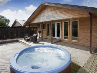 Wensleydale Lodge located in Ripon, North Yorkshire