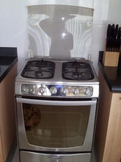 Gas Stove (electric ignition)