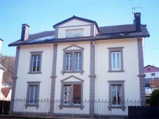 Maison de maître en centre ville, Le Thillot