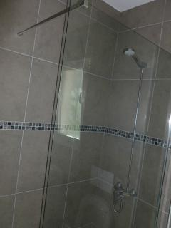 Large bespoke Shower Enclosure