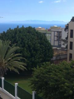 Así se ve Gran Canaria desde mi balcón