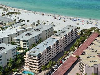 Sea Shell Condo-Right On Crescent Beach-Siesta Key
