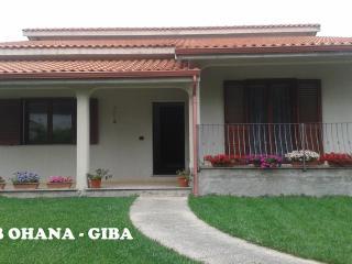 B&B OHANA, Giba