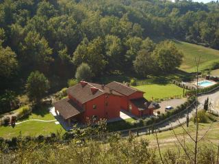 Tenuta Tornia  -  Casa Rossa, Leccio