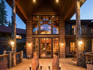 Bullshead  5 BR Estate on the Truckee River w/ Hot Tub - Very Private Setting, Olympic Valley