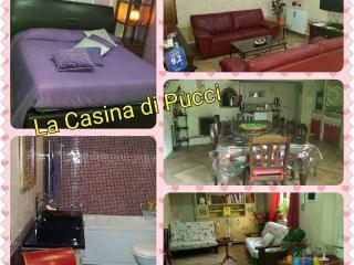La casina di Pucci, Ciampino