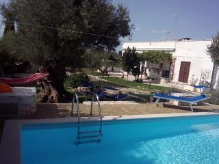 Casa GiAlè - indipendente tranquilla non isolata, Cisternino