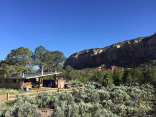 Anasazi Wilderness Glamping Cabin, Abiquiu