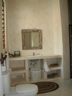 Bathroom ensuite to the Master Bedroom