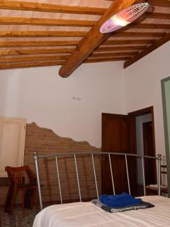 La camera matrimoniale_The main bedroom