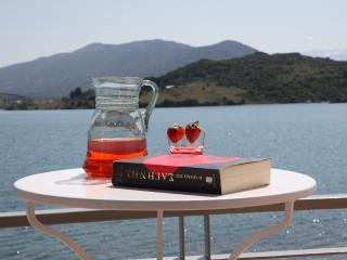 Thalassamare seaside villa, Lefkada
