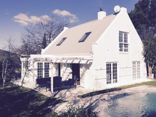 Greyton's premier luxury self-catering cottage