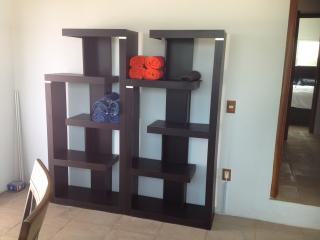 Towel and Accessory Rack