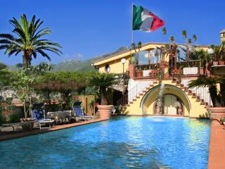 Ancient Villa  Amalfi Coast private pool  parking, Costa de Amalfi