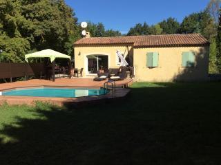 Villa avec piscine proche aix en Provence, Le Puy-Sainte-Reparade