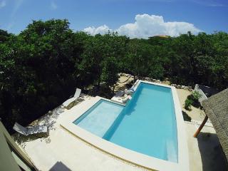 Casa Mayo - 2 minutos de golf carrito al Caribe, Puerto Aventuras