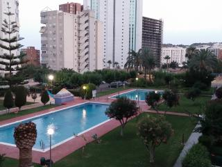 apartamento en benidorm con piscina parking playa, Finestrat