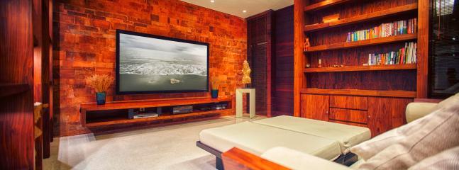Entertainment Room at Villa Tukad Pangi