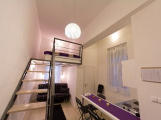 ZICO Apartments Purple Studio