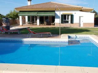 Villa con Encanto dentro Campo de Golf, Chiclana de la Frontera