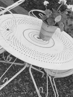 Alfresco dining / seating area