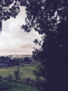 Views over Historic Eyam