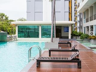 Beachfront apartment Jomtien beach