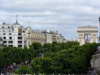 BEST VIEW  Champs-Elysées Paris 8ème, Parigi