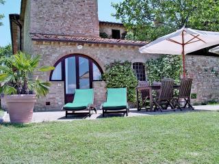 Albero Villa lusso Toscana, Montespertoli
