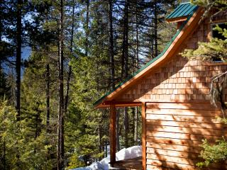 The Ridge at Glacier:  ALPINE CABIN, Parc national de Glacier
