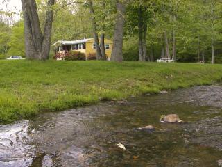 Yellow Cottage - Efficiency on 300 acre Mountain Retreat-Dogwood