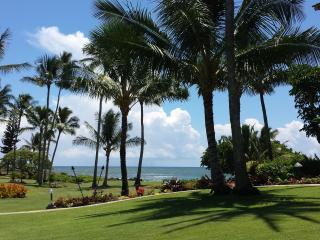 Lae Nani #415 - Oceanfront, ground floor 2Bd/2Ba, Kapaa
