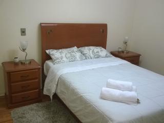 apartamento amoblado temporal dos dormitorios Peru, Lima