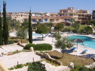 Regina Gardens - Paphos. A peaceful location to enjoy a relaxing holiday.