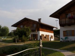 Chalet tipico Tirolese in Legno
