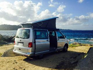 CamperVan Hire - VW California T5 in Nantes, Saint-Herblain