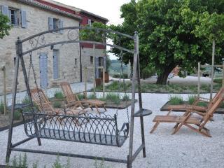 Casa Pietrone Garten Appartement