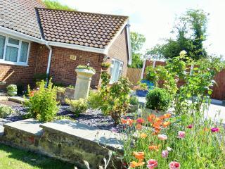 Pleasant gardens.