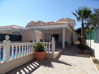 Villa with Private Pool, Mountain and Sea Views, San Juan de los Terreros