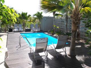 orient bay villa beach house 3m à pied de la plage, Orient Bay