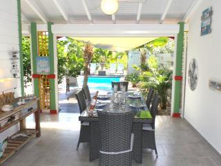 orient bay villa beach house 3m à pied de la plage
