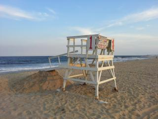 Serene Beach Escape, Sea Girt