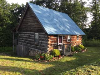 A Blue Ridge Cabin, Meadows of Dan