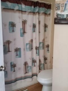 Spacous bathroom