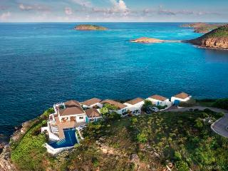 Cap Au Vent at Pointe Milou, St. Barth - Ocean View, Pool