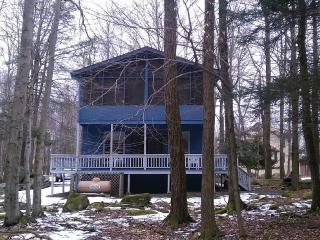 Wooded 3 Bdrm. 2 Full Bath 2 Kitchen Retreat, Lake Ariel